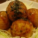 ทาโกยากิ - ขนมครกญี่ปุ่น